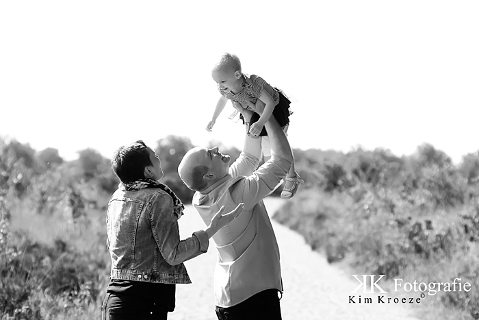 gezinsreportage balloërveld